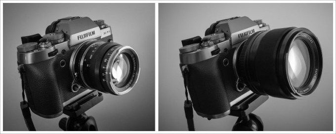 A Tale of Two Lenses: The Zeiss Sonnar 50 f/1.5 ZM and the FujiXF 56mm f/1.2 – Fuji X-T1