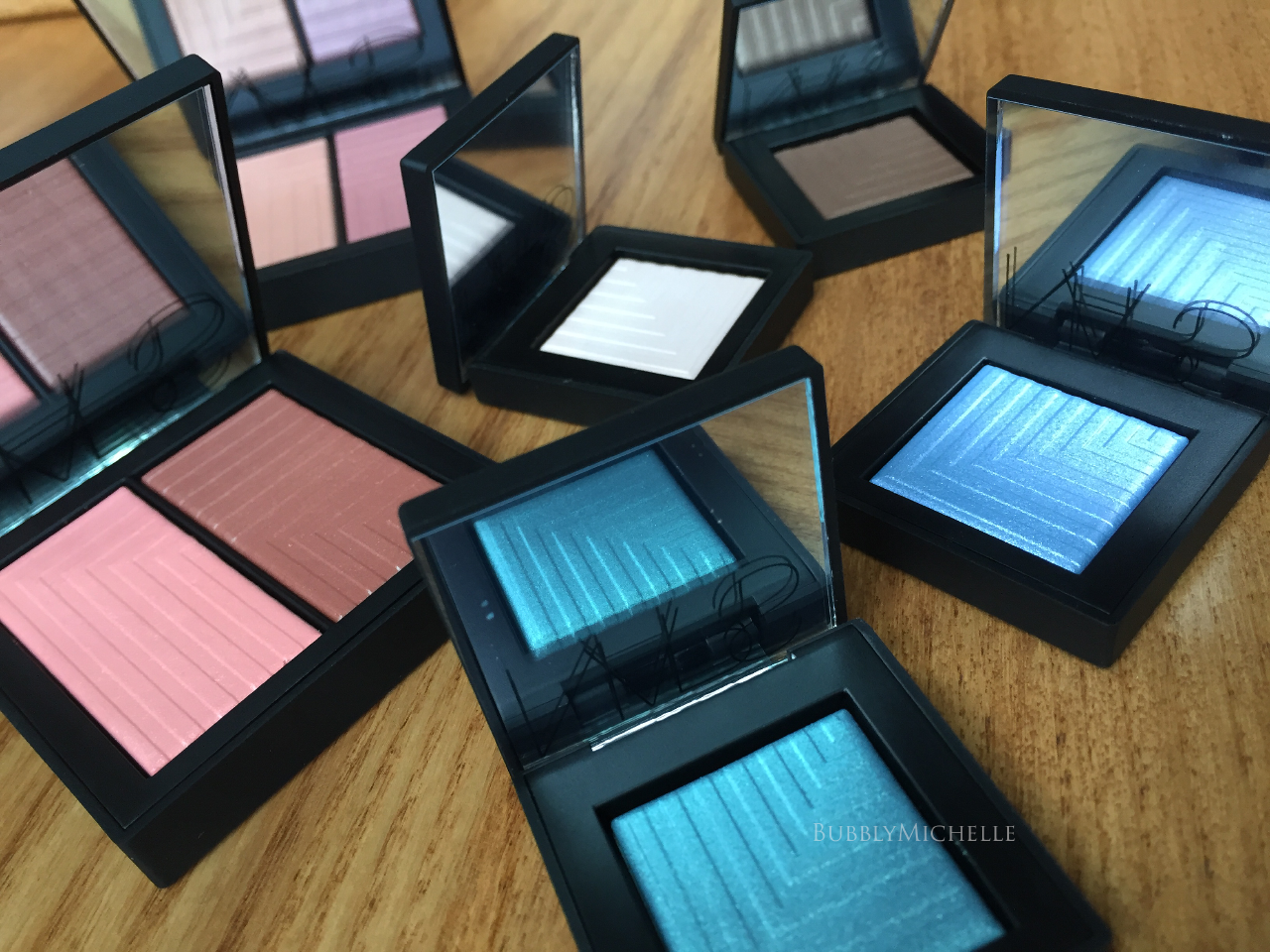 Quick post on NARS summer today! A drool-worthy collection I had the privilege of previewing while in Singapore just a few weeks back.